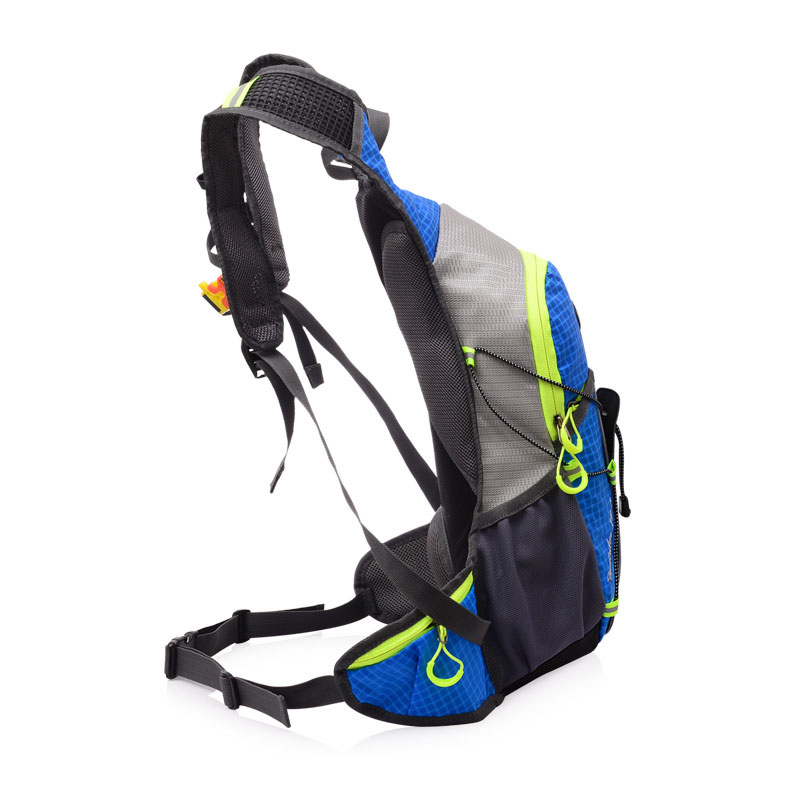 Riciclaggio Equitazione Zaino Da blue Ultralight black green Impermeabile Sport Unisex Alpinismo Locale rose Di Bicicletta Outdoor Nylon Della Lion12l purple Red Viaggio Borsa orange 6IP84