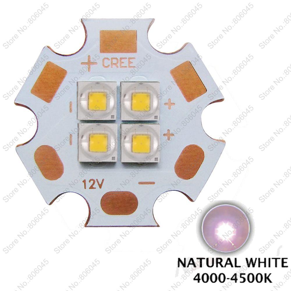 Lâmpadas Led e Tubos cree xp-e2 xpe2 3 v Temperatura de Cor : Branca Natural (3500-5500k)
