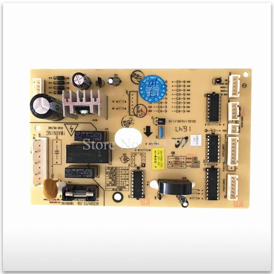 used refrigerator pc board Computer board DA41-00482A board good working control board computer board wd n90105 6870er9001 used