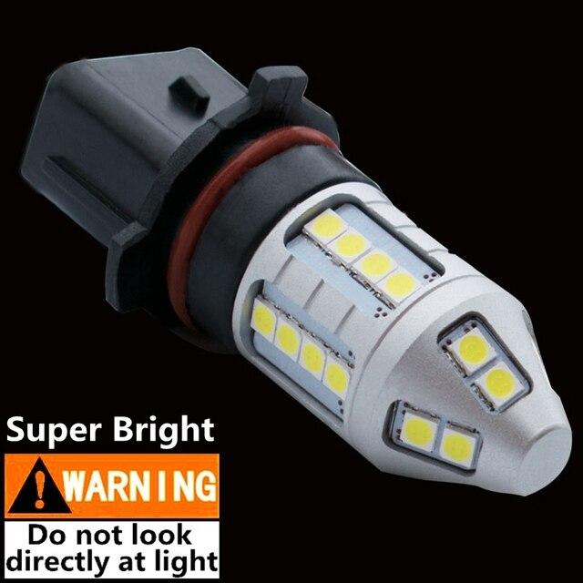 1PCS High Quality Super Bright P13W SH23W PSX26W 30 SMD 3030 LED Auto Light Front Fog Lamp Car Anti Fog Driving Bulb Foglamps