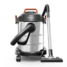 Vacuum Cleaner Small Handheld Mute High Power Dry and Wet Blowing Three Purposes Industry Carpet Barrel Machine