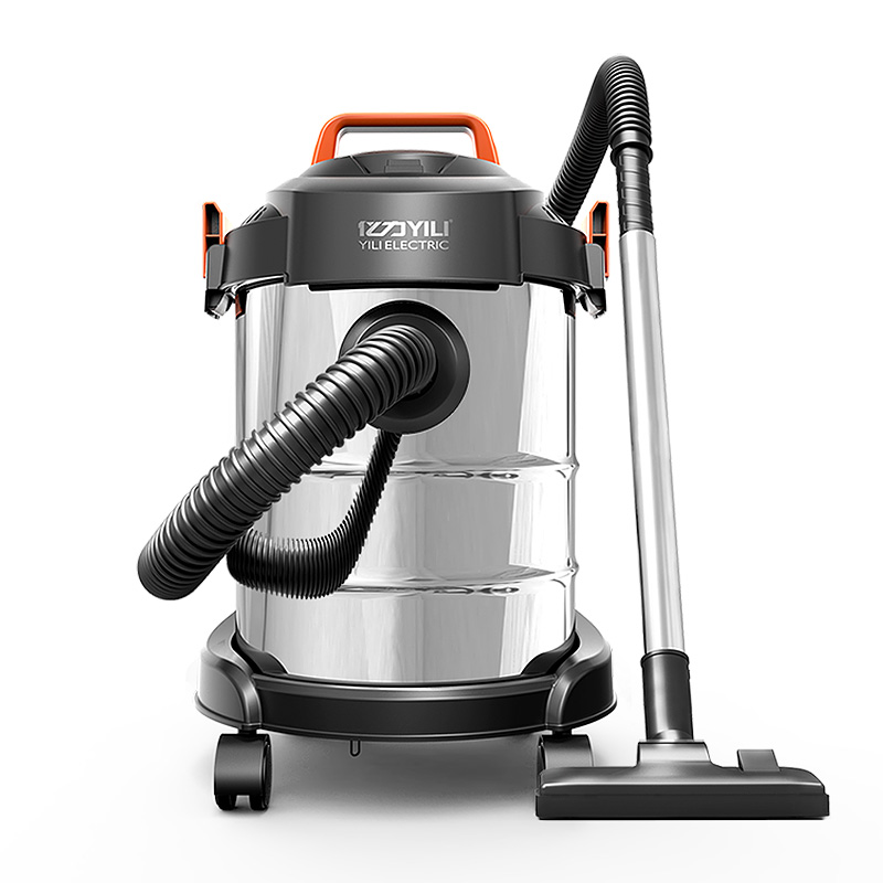 Vacuum Cleaner Small Handheld Mute High Power Dry and Wet Blowing Three Purposes Industry Carpet Barrel Machine philips brl130 satinshave advanced wet and dry electric shaver