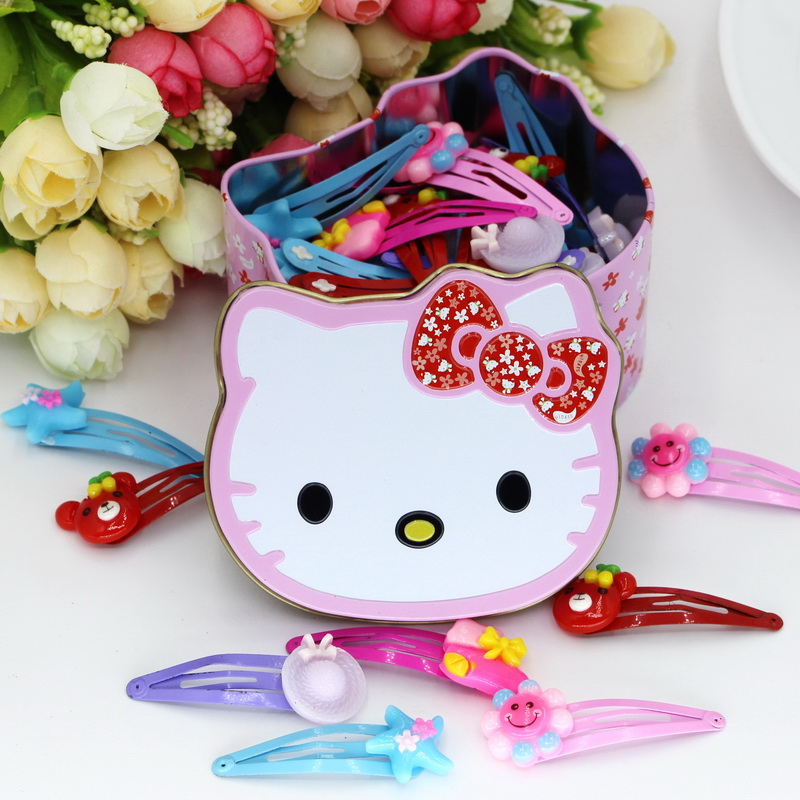 Girl Hair Clip, New Fashion Hair accessories, School Children Lady Hair ornaments, Rubber bands isnice gum for Hair