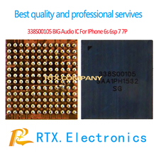 338S00105 For IPhone 6s 6splus 6sp 7 7p 7Plus Big Audio IC U3101 U3500 CS42L71 Microphone Speaker