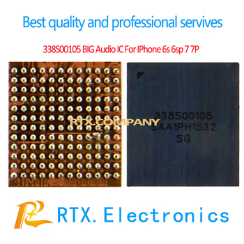 338S00105 For IPhone 6s 6splus 6sp 7 7p 7Plus Big Audio IC U3101 U3500 CS42L71 Microphone Speaker Am