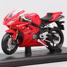 Maisto 1:18 mini TRIUMPH DAYTONA 675 triples moto bike model