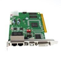 Shipping Free Led Sender Video Wall Sending Card Linsn Ts802d Led Full Color Module Controller