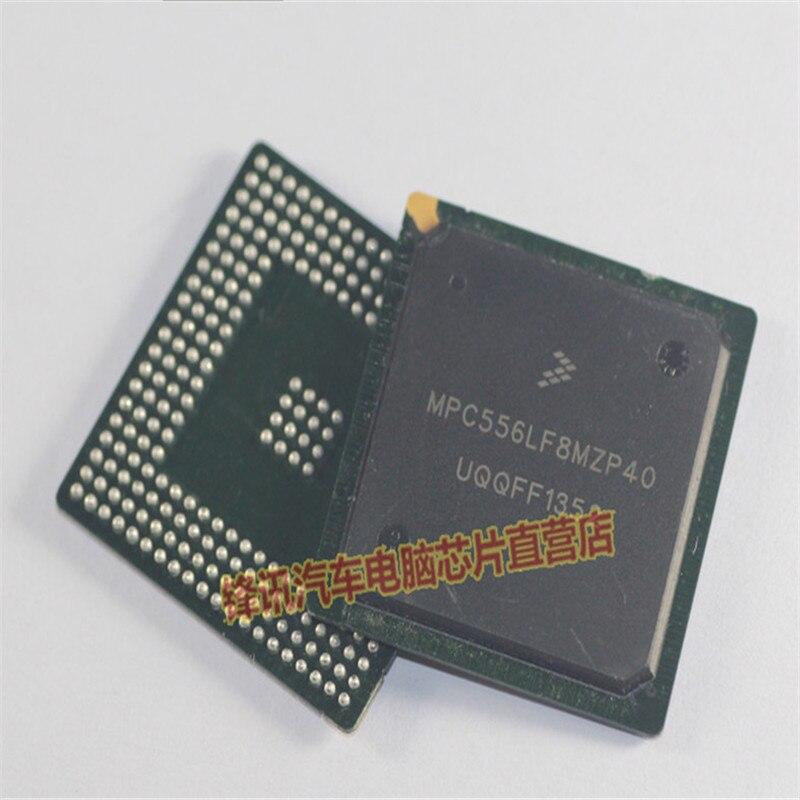 New stock 5PCS LOT MPC556LF8MZP40 MPC556 BGA car computer CPU chip Free Shipping