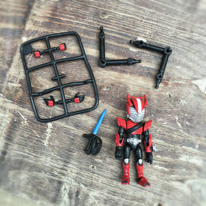 Image 5 - 66mm Japanese original amine figure Kamen Rider 66ACTION DRIVE Q version movable action figure collectible model toys for boys
