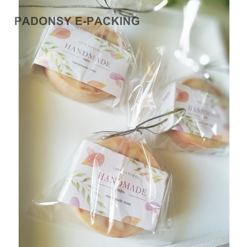 Image 2 - Vintage Flower Natural Soap Wrapping Paper Soap Box Packaging Soap Waist Sealing Wrapper Packing Wholesale-in Gift Bags & Wrapping Supplies from Home & Garden
