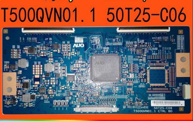 T500QVN01.1 50T25-C06 T-CON Pensión pensión LÓGICA para pantalla LCD A +