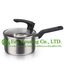 Stainless steel kitchenware cookware free shipping manufactuer in China, cooking,cooking pot,steamer pot,soup,milk pot kitchen