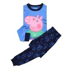 Sleepwear and robes boy dinosaur pijama