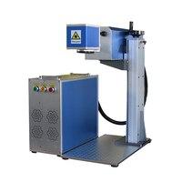 30w co2 laser marking machine high speed wood leather acrylic rubber marking machine free EZcad software 2 years warranty