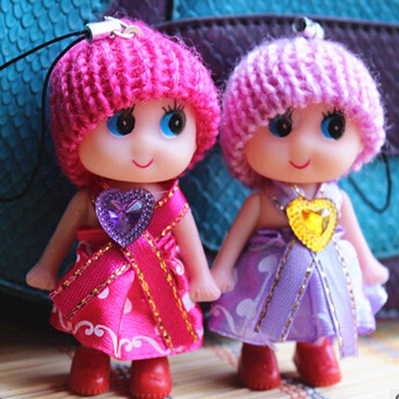 1 шт. 8 см samll плюшевые куклы мультфильм букет подарок детям Игрушечные лошадки Мягкая ...