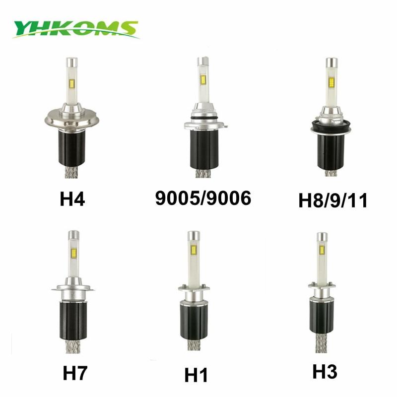 YHKOMS LED žarulje višenamjenski komplet za pretvorbu H4 9003 HB2 - Svjetla automobila - Foto 5