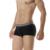 2016 hombres A Estrenar Ropa Interior Cueca Boxer Sexy Hombres Gay ropa interior de Algodón Sólido Suave y Transpirable Mediados de Cintura Underwpant para masculino