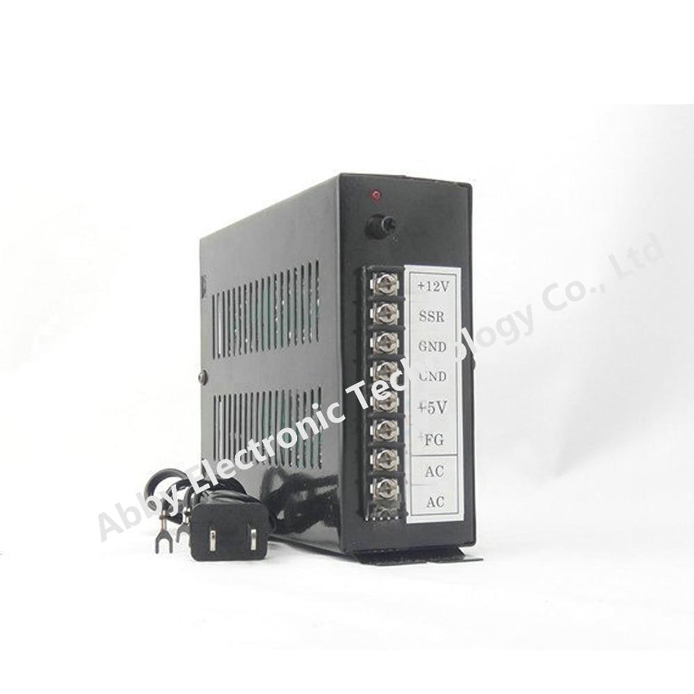 Avec la machine de jeu de boîte de puissance SSR 15A accessoires de machine de jeu de boîte de puissance machine de cadre d'arcade 110/220 V boîte d'alimentation