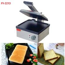 Кухонный комбайн Лидер продаж Большая сковорода электрический тостер для хлеба блинная машина