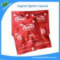 4 box = 24 pcs herbs vaginal tightening capsule women sex tighten pussy Yoni tighten capsules sliver fox