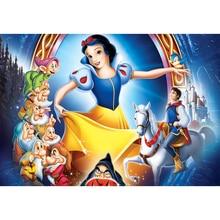 Cartoon mosaik 5D DIY diamant malerei stickerei muster kreuzstich nadel strass dekoration F283