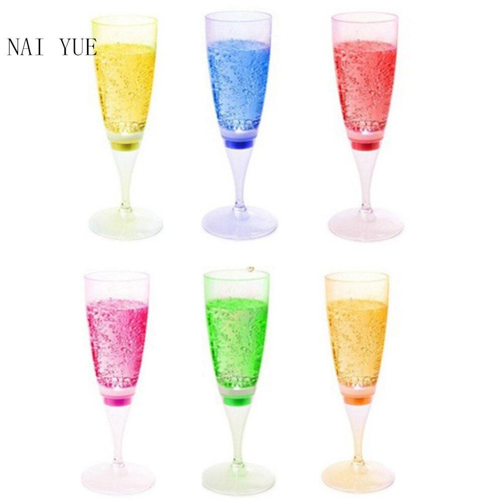 Awesome Beliebte Cocktails Photo Of 6 Stücke Beliebten Flüssigen Aktive Led Champagner