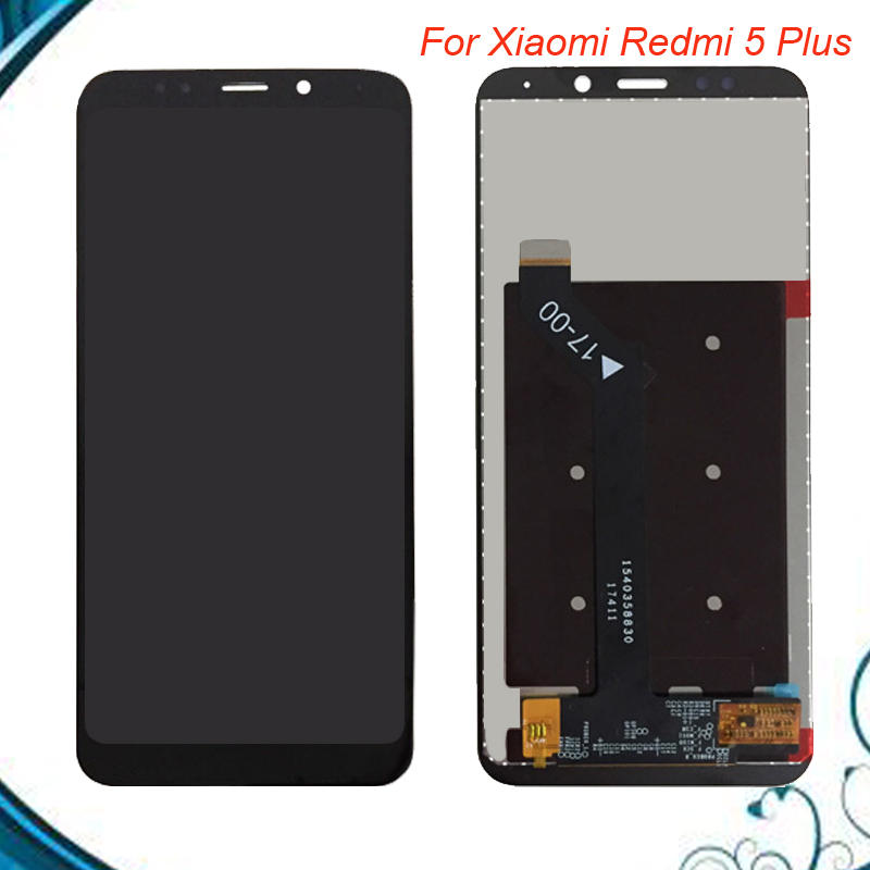 5 99inch For Xiaomi Redmi 5 Plus LCD Screen Tested LCD Display Touch Screen Assembly Repair Part for Xiaomi Redmi 5 Plus in Mobile Phone LCD Screens from Cellphones Telecommunications