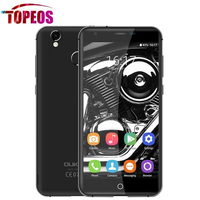 Original Oukitel K7000 Smartphone MTK6737 Quad Core 1.3GHz 2G RAM 16G ROM 5MP Camera 4G LTE Android 6.0 Dual SIM 1280*720 HD