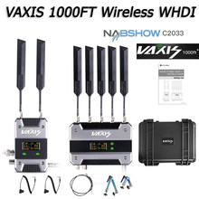 VAXIS STORM 1000FT+ Wireless WHDI Video Transmission System for RED FS7 DSLR Camera HDMI & SDI Professional Broadcast(China)