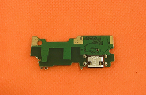 Image 2 - Used Original USB Plug Charge Board+MIc microphone For Umidigi S2 Lite MT6750T Octa Core Free shipping