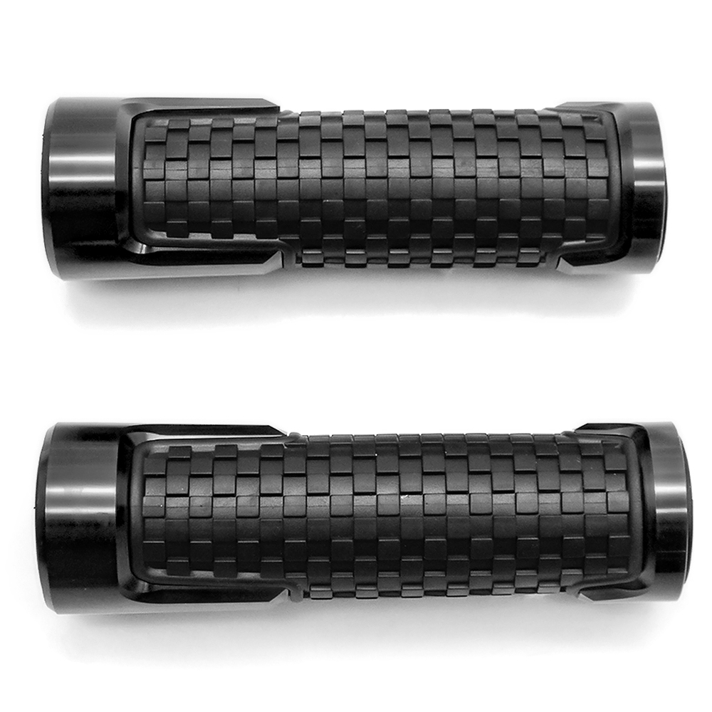 Accessories Motorcycle handlebar grips handle bar grip For Triumph Speed Triple Street Triple R 675 Daytona 675 handle grips in Grips from Automobiles Motorcycles