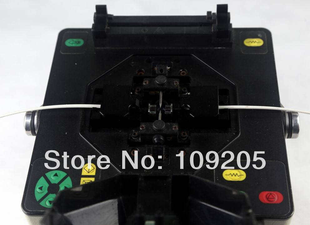 Fiber holder for Fusion Splicing machine DVP720 DVP730 for FTTH cable 900um pigtail cable and 250um cableFiber holder for Fusion Splicing machine DVP720 DVP730 for FTTH cable 900um pigtail cable and 250um cable