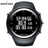 NorthEdge GPS watch digital Hour Men digital wristwatch smart Pace Speed Calorie Running Jogging Triathlon Hiking waterproof
