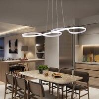 Modern art deco, подвесные светильники сплав акрил liminimalist окрашены светло светодиодный 220 В лампа для спальни кухня ресторан palor hotel