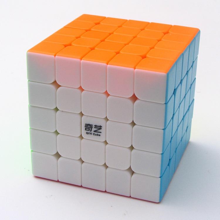 Qiyi QiZheng S 5x5 Cube თავსატეხი - ფაზლები - ფოტო 2