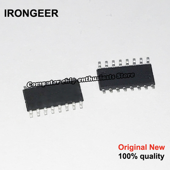 10PCS LM2901DR SOP14 LM2901 SOP 2901DR SOP14 SMD new and original IC image