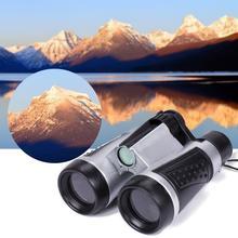 1X Горячая Мини карманный бинокль телескоп для детей игрушка Путешествия Открытый Кемпинг Забавный