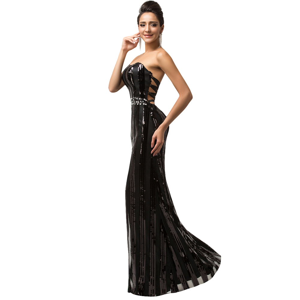Floor length cocktail dresses strapless