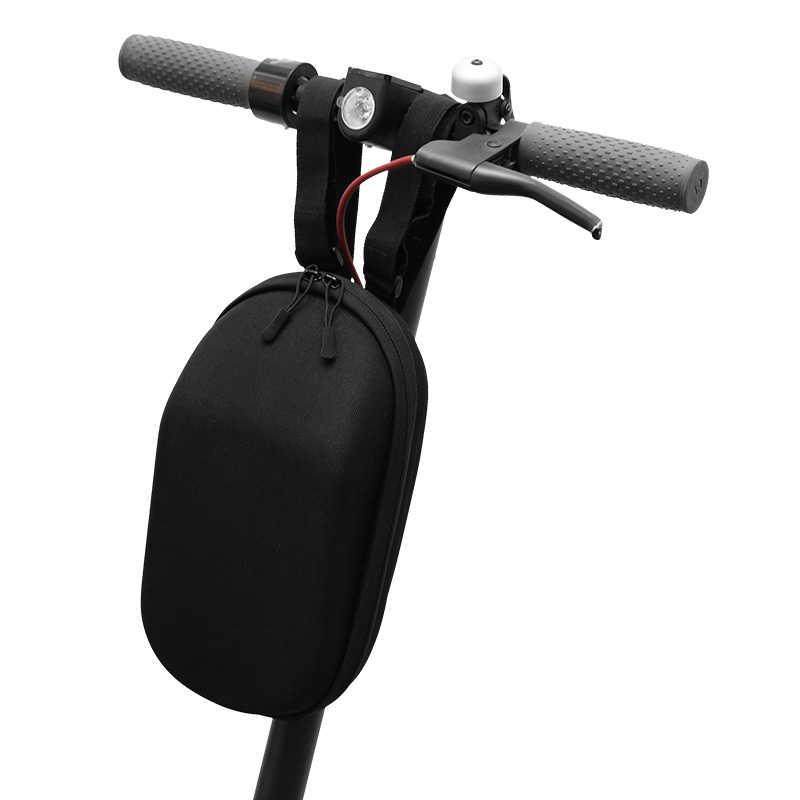 رئيس مقبض حقيبة ل Xiaomi Mijia M365 الذكية الكهربائية سكوتر الجبهة شاحن حقيبة لوح التزلج أداة تخزين حقيبة الناقل شنقا حقيبة