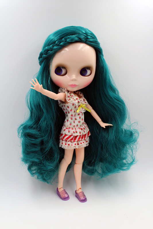 Free Shipping Top discount JOINT DIY Nude Blyth Doll item NO. 204J Doll limited gift special price cheap offer toy USA for girl free shipping top discount joint diy