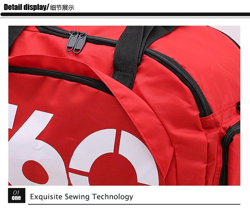 Waterproof Gym Sports Bags (22)
