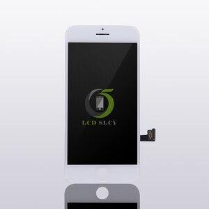 Image 2 - 10 Teile/los Perfekte 3D Touch AAA Display Touchscreen Schwarz oder Weiß für iPhone 8 LCD ersatz assembly Kostenloser versand DHL