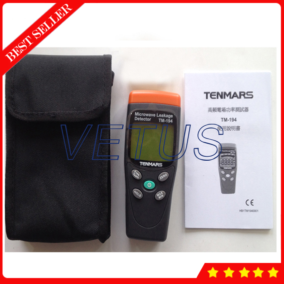 TM 194 3 3/4 digits LCD Field Strength Meter