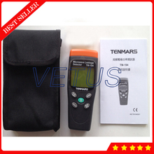 Best price TM-194 3-3/4 digits LCD Field Strength Meter Electromagnetic Radiation Detector for  Microwave Oven Leakage Tester
