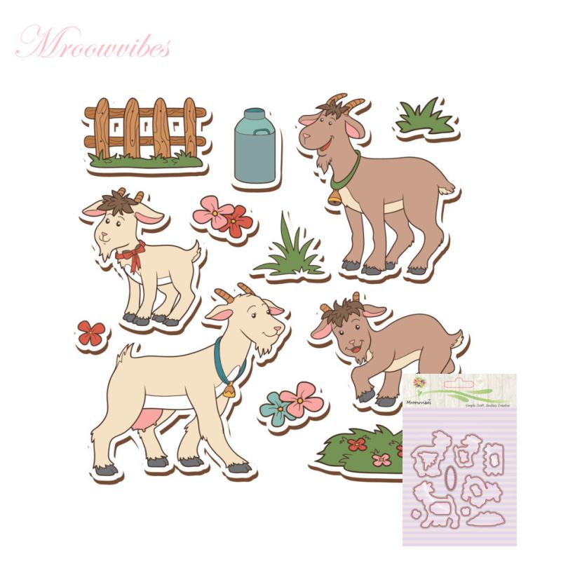 House LC New Metal Cutting Dies Stamp Stencils DIY Scrapbooking Photo Album Decor Cards J 17Oct17 Drop Ship pig silicone clear stamp metal cutting dies stencil frame scrapbook album decor clear stamps scrapbooking accessories