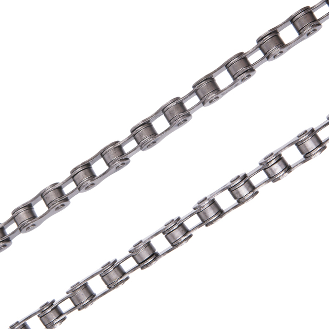 Fixed Gear Bike Chain Single Speed Rust-proof Olive Bicycle Chains 100-Links