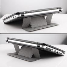 Невидимая подставка-держатель для ноутбука съемная регулируемая подставка для ноутбука портативная ультратонкая легкая стойка с несколькими углами