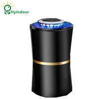 Photocatalyst Mosquito Lamp Home LED Insect Killer Lamp Electric Mosquitoes Killers Light Insects Repellent