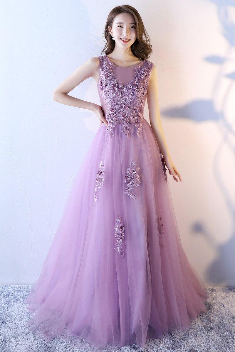 Excelente Vestido De Novia De Encaje Apliques Ideas Ornamento ...