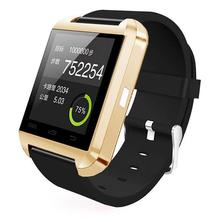 Original Bluetooth V4.0  Smart Watch Smartwatch U Watch For iPhone For Samsung For Sony For Huawei Smart phone pk GT08 DZ09